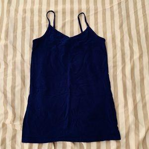 Dark Blue Cami